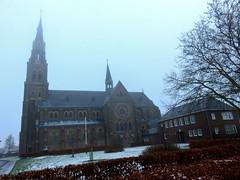 's Heerenhoek (Omroep Zeeland) Tags: kerk de mist