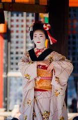 Japanese beauty (huy154) Tags: geisha kyoto portrait beauty japan nikon d750