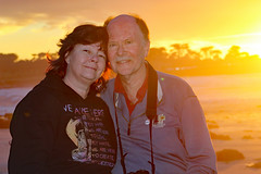 Northwest Lovers at Pacific Grove Sunset, CA, Christmas 2018 (Northwest Lovers) Tags: california pacificgrove highway1