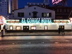 EL CORTEZ HOTEL LAS VEGAS NEVADA (10) (ussiwojima) Tags: elcortezhotel hotel casino gaming gambling lasvegas nevada neon arrow advertising sign