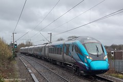Transpennine Express 397001 (Mike McNiven) Tags: transpennineexpress transpennine express tpe firstgroup caf civity crewe carlisle manchester internationaldepot manchesterinternationaldepot stockport emu electric multipleunit cafcivity