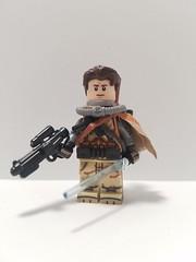 Sarlacc Survivor (TK-1776) Tags: lego legostarwars legobobafett customlego customlegominifigure custom eclipsegrafx minifigure minifigco brickarms