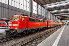 111 187-1 DB Regio München Hbf 02.03.15 (Paul David Smith (Widnes Road)) Tags: 1111871 db regio münchen hbf 020315 br111