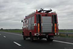 Mercedes T2 LF 408 G 1973 brandweer (FB-54-82) (MilanWH) Tags: mercedes t2 lf 408 g 1973 brandweer fire truck pompiers fb5482 doeschotrosenbauer bedrijfsbrandweer