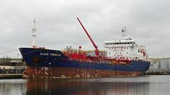 DSCN4663 (Darren B. Hillman) Tags: oilchemical tanker alice theresa birkenhead alfredbasin river mersey milford haven nikon p900