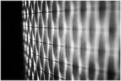 Pattern (frankdorgathen) Tags: unschärfe blur focus fokus bokeh alpha6000 sonyzeiss24mm monochrome blackandwhite schwarzweiss schwarzweis minimalismus minimalistic minimalism abstract abstrakt muster pattern