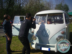 Shooting Colmar - Monza (partyinfurgone) Tags: affitto colmar epoca evento fashion furgone hippie limousine milano moda noleggio promo promozione pubblicità pulmino shooting storico t1 vintage volkswagen vw monza