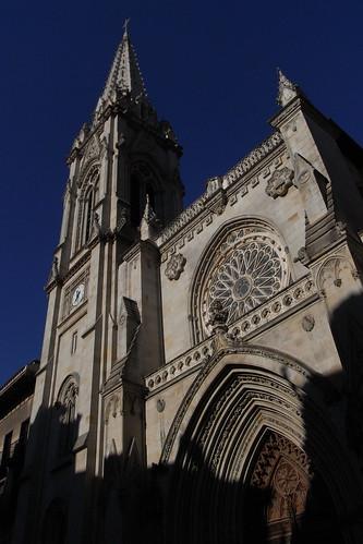 20100603 373 Jakobus Bilbao Kathedrale Turm