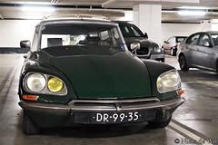 1970 Citroën ID 20F Break (NielsdeWit) Tags: nielsdewit car vehicle dr9935 citroën id break 20f 20 amsterdam