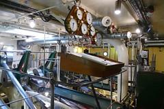 Waverley Paddle Steamer Sept 18 (3) (Ann Collier Wildlife & General Photographer) Tags: waverleypaddlesteamer paddlesteamer swanage dorset ship boat transport engineroom