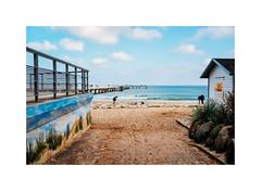 Timmendorfer Strand XV (Passie13(Ines van Megen-Thijssen)) Tags: deutschland timmendorferstrand germany beach strand ocean ostsee fujifilm x100f inesvanmegen inesvanmegenthijssen