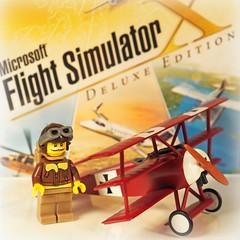 Aviation Collectables and Flight Simulator (Eclectic Jack) Tags: macromondays mondays macro simulator flight fsx p3d collectables aviation airplane plane aircraft