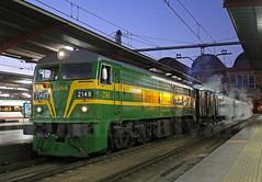 A Teruel (Mariano Alvaro) Tags: madrid chamartin teruel valencia cuenca estacion tren 2148 alco renfe alsa verde trenes pga tours 20 years años