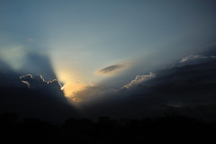 Evening sky (jeremyhughes) Tags: singapore sky afternoon evening sunset skies clouds neutraldensityfilter d700 nikon nikkor 35mm 35mmf20 fx
