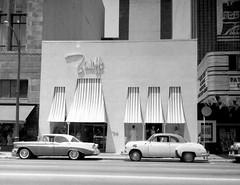 Benioff's... (hmdavid) Tags: benioffs oakland california vintage photograph store photo blackwhite
