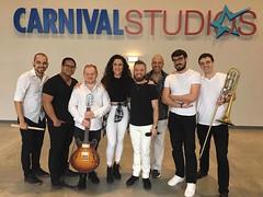The Dynamix (Sav's Photo Gallery) Tags: dynamix musicians carnival studios