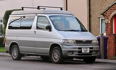 P797 RBP (Nivek.Old.Gold) Tags: 1997 mazda bongo friendee camper autofreetop roof 2490cc diesel