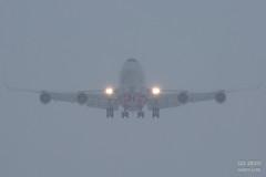 H18A9189 (Said Aminov) Tags: aviation aircraft avgeek airport vnukovo vko uuww moscow russia boeing b747 winter snow b737