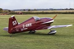 Mustang Aeronautics Midget Mustang MM-1 - 04 (NickJ 1972) Tags: shuttleworth collection oldwarden race day airshow 2018 aviation mustang aeronautics midget mm1 gawir 53