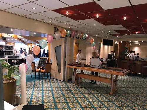 Heliumboog Bruidsbeurs Carlton Oasis Hotel Spijkenisse