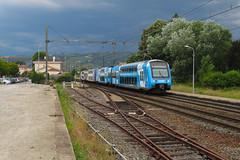 Z 23527+Z 23515 n°886135 Lyon Perrache - Valence Ville (railmax07) Tags: train ferroviaire tain ter rhonealpes aura contraste lyon perrache valence sncf
