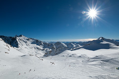 Up top (Piotr Grodzicki) Tags: alps austria tirol mountains winter sunshine