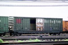 CB&Q Class XML-11 49451 (Chuck Zeiler 54) Tags: cbq class xml11 49451 burlington railroad boxcar box car freight cicero train chuckzeiler chz