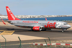 G-GDFV_05 (GH@BHD) Tags: ggdfv boeing 737 738 737800 b737 b738 ls exs jet2 ace gcrr arrecifeairport arrecife lanzarote aircraft a aviation airliner