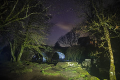 Bridge on the River Dart (Obscure Jude) Tags: dark night nightscape dartmoor