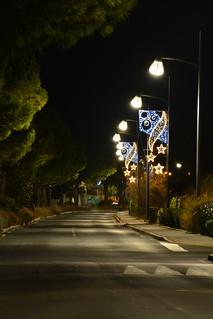 Balaruc-les-Bains, illuminations 2017