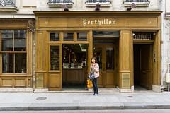 Berthillon (camike) Tags: ilce6000 lenses paris sel18135 so cafe dessert doors icecream landmarks portrait signs