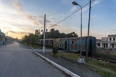 Train Santa Clara-Morón passing by Camajuaní (lezumbalaberenjena) Tags: camajuani villas villa clara cuba 2019 lezumbalaberenjena