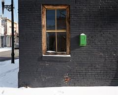 Downtown Maysville (nikolaijan) Tags: plaubelmakina 67 plaubel kodak 400vc 120 film window maysville ky southandmidwest analogself