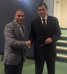 """Turkmenistan Rashid Meredov, Deputy Chairman of the Cabinet of Ministers  for Foreign Affairs of Turkmenistan - Copy • <a style=""""font-size:0.8em;"""" href=""""http://www.flickr.com/photos/146657603@N04/46464470432/"""" target=""""_blank"""">View on Flickr</a>"""