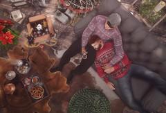 Christmas Sunset (Divos Titanium / / Gallant Magazine) Tags: stealthic gaegmagnificent bleich deadwool modulus riot rebellion thor merrychristmas secondlife sl gallantmagazine gallantmagazinesl