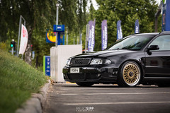 RS4 (RSipp) Tags: audi b5 rs4 cdlc fittedfest lowlifer stance fitment airsuspension finland lahti 2018