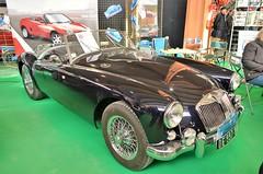 MG A 1500 (benoits15) Tags: mga 1500 british car uk cabriolet convertible nimes auto retro