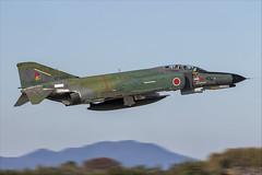 McDonnell Douglas RF-4EJ Kai Phantom - 018 (NickJ 1972) Tags: hyakuri airbase air base afb japan jasdf 2018 aviation mcdonnelldouglas f4 phantom ii kai rf4 076433