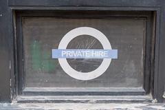 05/01/19 (Dave.Kirwin) Tags: whitecity tfl lultflunderground privatehire taxi