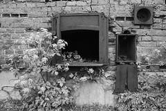 Granadilla III 2018 (fernandobarcenapena) Tags: granadilla caceres pueblo abandonado blanconegro blackwhite horno fujifilm xpro1