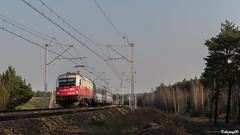 EU44-006 (Kolejarz00) Tags: train ic siemens es64u4 husarz pkpic bydgoszcz