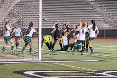 The Decisive Moment (grimeshome) Tags: 2018 fairs 2018countyfairs grimeshome grimeshomephotography davidgrimesphotography davidgrimes sigma sigmalenses sigma150600contemporary soccer yubacity yubacityhonkers girlssoccer sports people grass rivalry rivervalley highschoolgirlssoccer highschoolsoccer