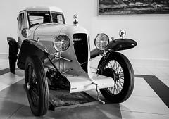 Amilcar at the Louwman Museum (romanboed) Tags: leica m 240 europe netherland holland hague haag dutch national car museum louwman amilcar summicron 28 monochrome vintage historic