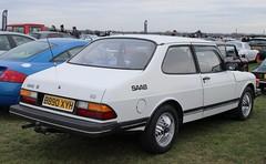 B890 XYH (1) (Nivek.Old.Gold) Tags: 1985 saab 90 5speed 2door 1985cc