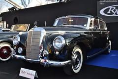 Mercedes 300SC Coupé 1956 (Monde-Auto Passion Photos) Tags: voiture vehicule auto automobile mercedes 300sc coupé noir black berline ancienne classique rare rareté collection vente enchère sothebys france paris vauban