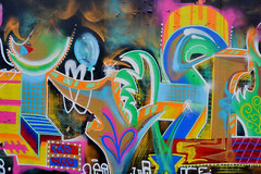 Street Art (Seventh Heaven Photography - (Travel)) Tags: street art graffiti stavanger norway colours painting artwork nikond3200