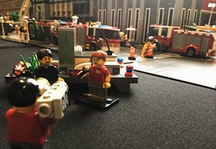 Setup Complete Teaser (Lonnie.96) Tags: lego brick part moc own creation brickvention display 2019 january 17 18 19 20 royal exhibition building convention victoria premier australia bv19 teaser setup complete 4 table emergency city streetscape callout code 1 2 3 cfa mfb ambulance coast guard ses police beyond interview video youtube