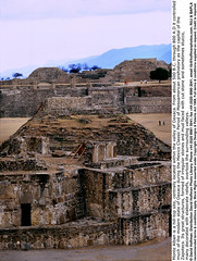 Monte Alban Mexico 2 (hoffman) Tags: america ancient archeology aztec carved carving historical history mayan mexico monument monumental mythological mythology old outdoors pyramid religion religious restoration restored sculpture statuary statue stone temple toltec tourism tourist travel vertical yucatan basrelief horizontal 181112patchingsetforimagerights oaxaca