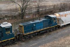 LVRM 1146 (Dan A. Davis) Tags: lehighvalleyrailmanagement lvrm endcab emd train locomotive railroad freighttrain bethlehem pennsylvania pa mp15dc