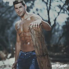 ERGOWEAR-EW0131-MAX-Mesh-bikini-grey (ergowear) Tags: latin hunk bulge outdoor lumberjack sexy men ergonomic pouch underwear